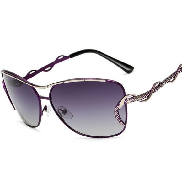 Kaaum Large Polarized/Driving Classic UV Protection Eyewear