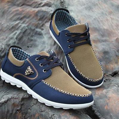 Shoes - Casual Men's Flat Shoes
