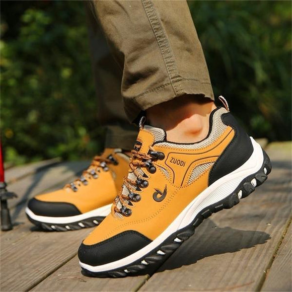 Shoes - New Large Size Men's Breathable Autumn Winter Shoes(BUY ONE GET ONE 20% OFF)