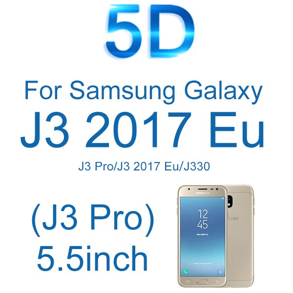 5D Protective Film For Samsung Galaxy
