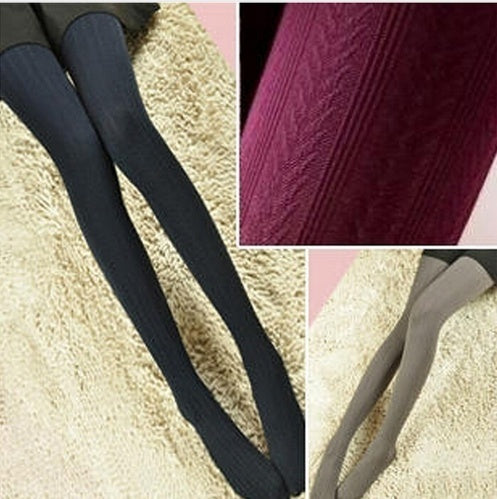 Clothing - Fashion Warm Winter Stripe Tights(Buy 2 Got 5% off, 3 Got 10% off Now)