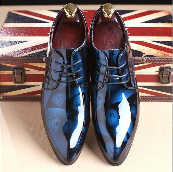 Shoes - 2017 New Fashion Breathable Dress Shoes