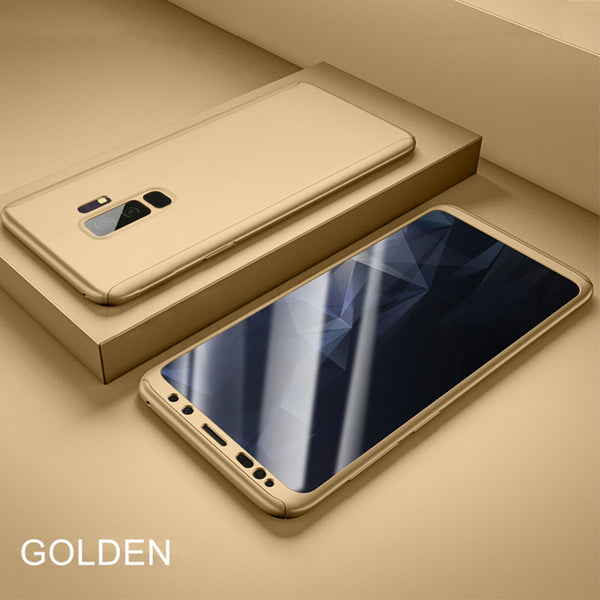 new product 6dfb1 8e327 Phone Cases - 360 Degree Ultra Thin Case for Samsung Galaxy S8/S9/S7 with  Screen Film
