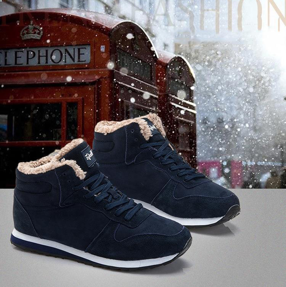New Fashion Winter Warm Fur Snow Boots
