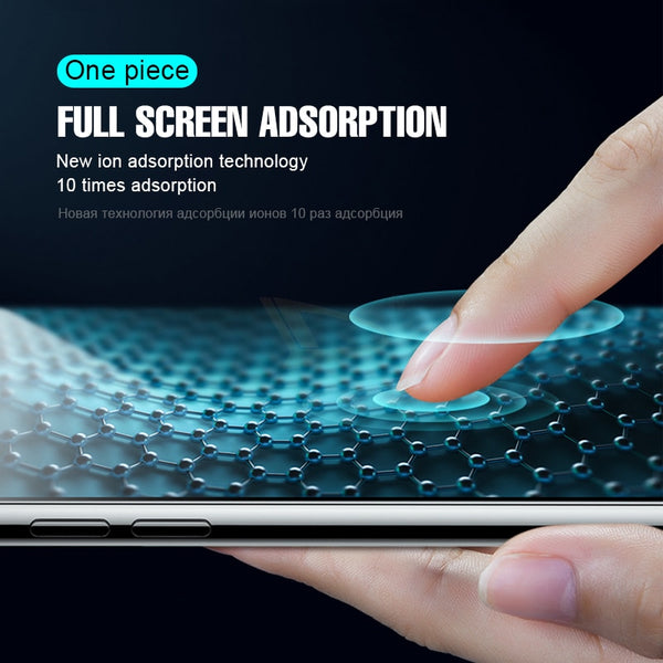 6D Full Protective Tempered Glass For iphone XS XS Max XR