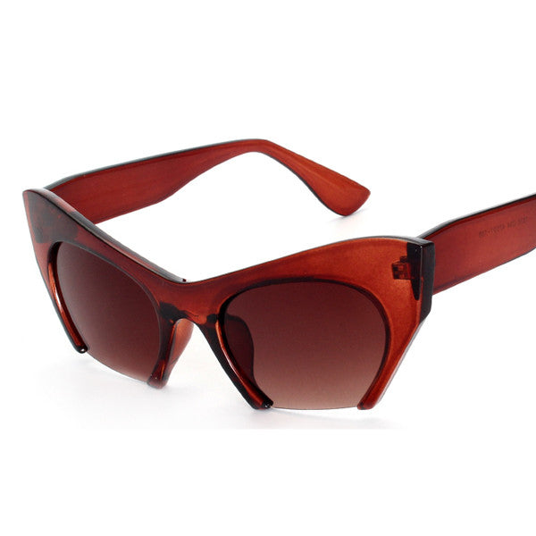 Sunglasses - Fashion Semi-Rimless Glasses(Buy 2, second one 30% off)