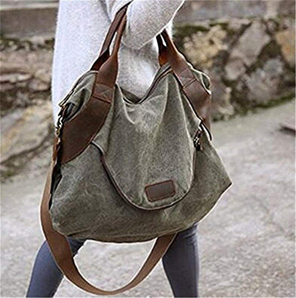 Bag - Hot Sale Women's Large Pocket Casual Handbags