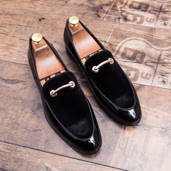 Men's Shoes - Brand Casual Classy Leather Business Dress Shoes