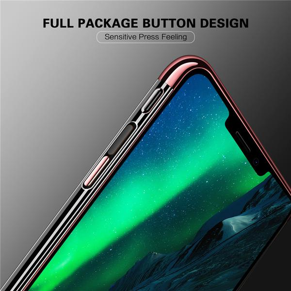 Phone Cases - Transparent Protective Soft Case For iPhone X/XS/XSMax/XR/8/7