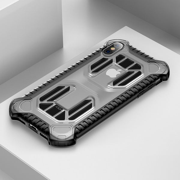 Phone Case - Heavy Duty Military Armor Case For iPhone Xs Xs Max XR