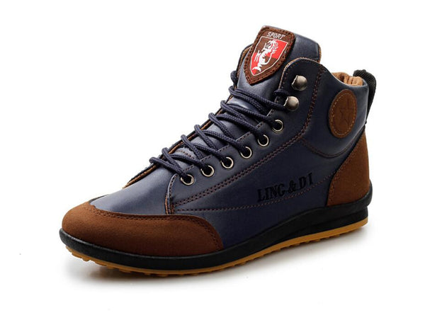 00955a5477ad0 Shoes - 2019 Fashion Men's Leather Boots – Kaaum