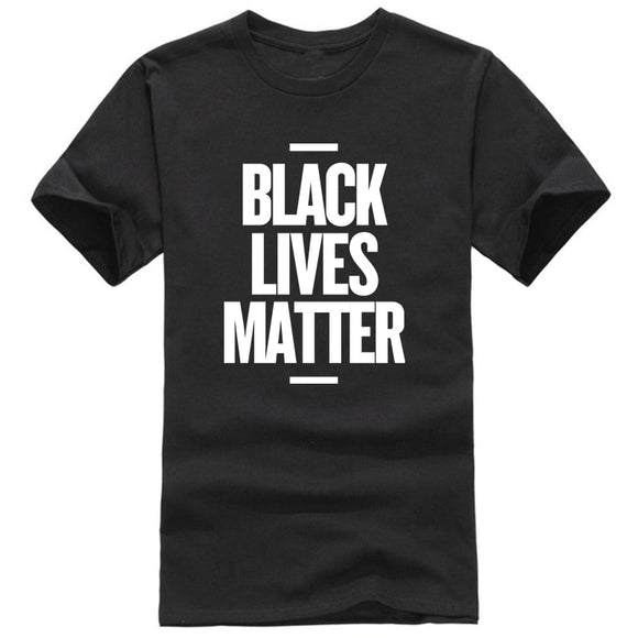 Black Lives Matter Men's T Shirt