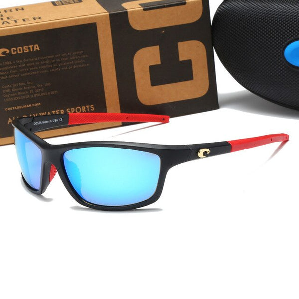 Sunglasses - Brand Design Sports Style Square Sunglasses UV400