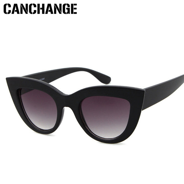7787d140013ad 2018 Retro Thick Frame Cat Eye Sunglasses(💖Buy 2 Get 5% off