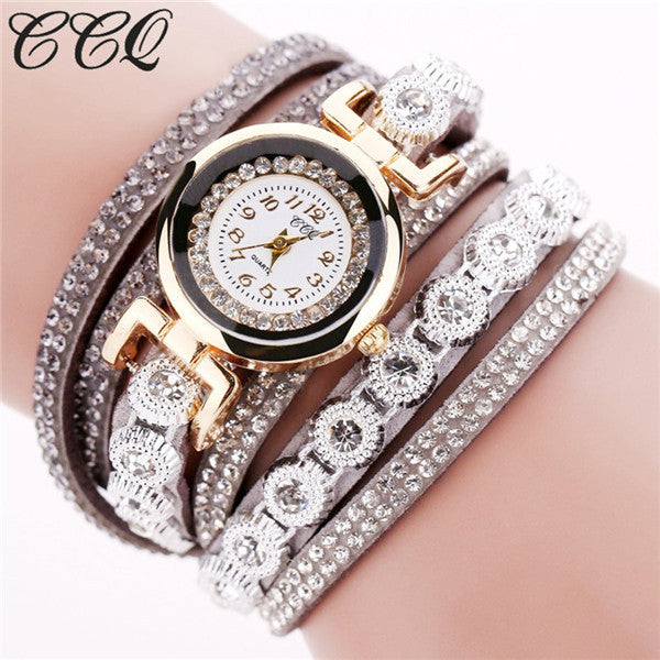Watch - Luxury Women Full Crystal Wrist Watch