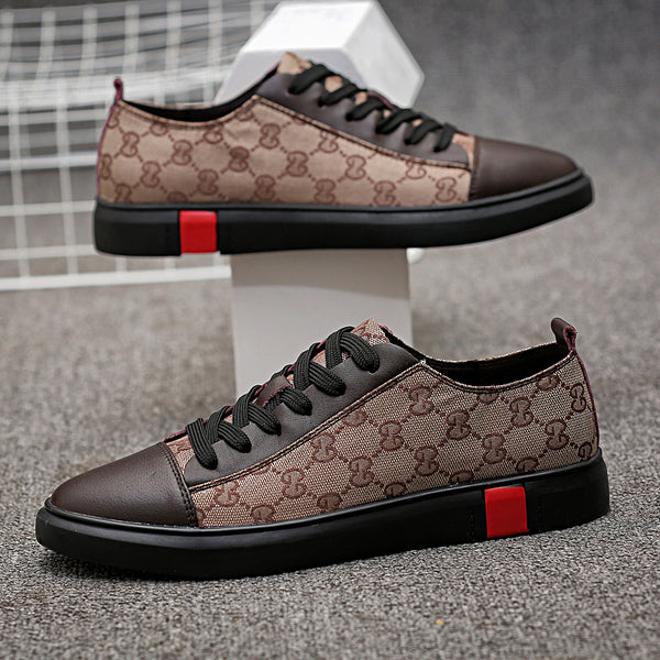 2018 Men's Fashion Genuine Leather Casual Flats Oxford Shoes(Big Size)