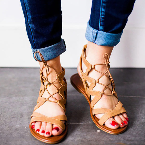 Shoes - 2018 Summer Bohemian Style Fashion Casual Open Toe Sandals