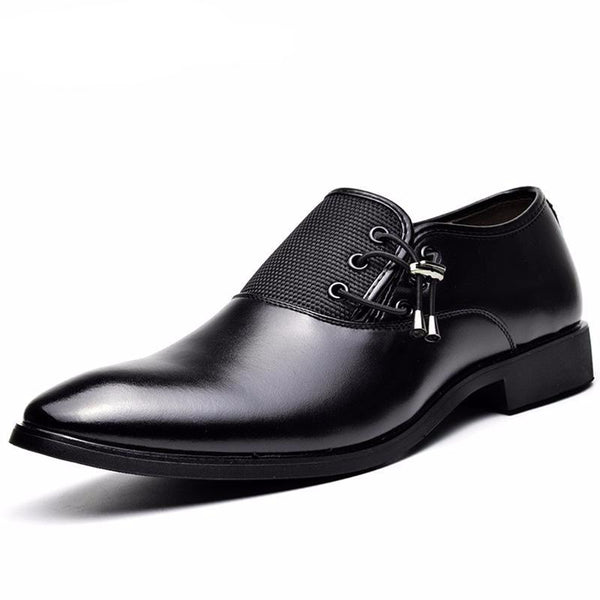 Shoes - Men's Business Genuine Leather Oxford Dress Shoes(Buy 2 get $5 OFF)