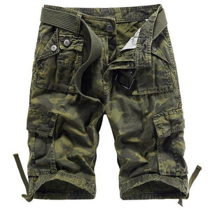 Fashion Camo Shorts Men's Casual Military Shorts(Buy 2 Get Extra 10% Off; Buy 3 Get Extra 20% Off)