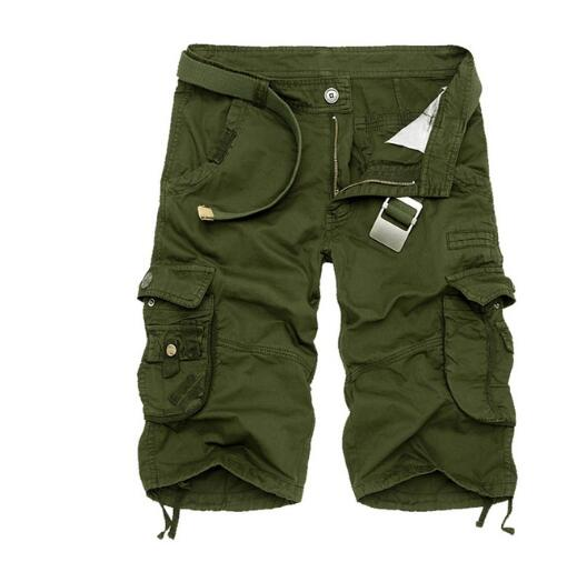 Kaaum Hot Sale Casual Men's Cargo Shorts