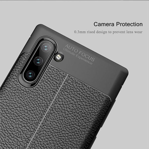 Phone Case - Luxury Shockproof Silicone Soft TPU Case For Samsung Galaxy Note 10 Plus