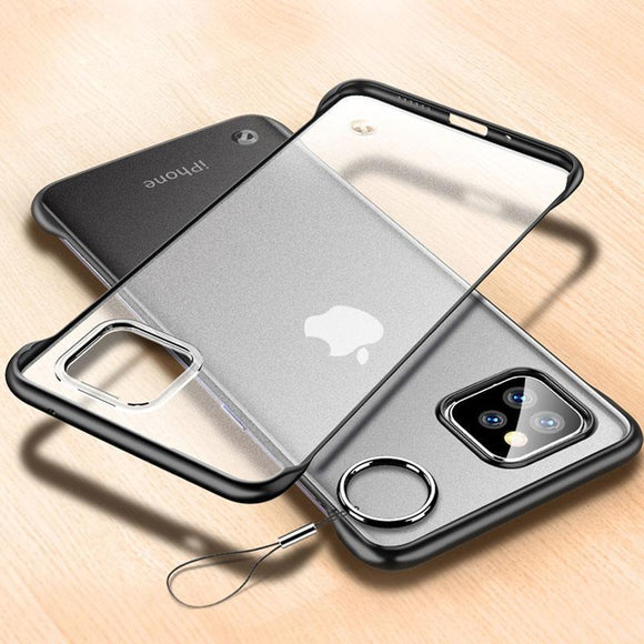 New Chic Design Frame Phone Cases for iPhone Series(Free Finger Ring&Tempered Glass)