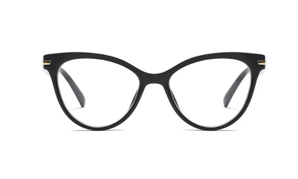 Glasses - 2018 Fashion Cat Eye Optical Fashion Computer Glasses