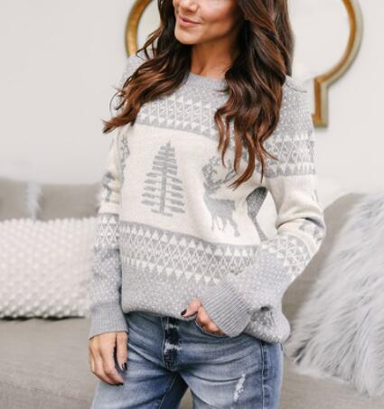 Clothing - Women's Autumn Winter Christmas Sweaters(Buy 2 Got 10% off, 3 Got 15% off Now)