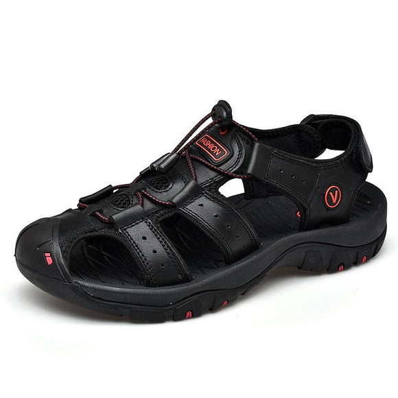 Classic Sandals Summer Soft Comfortable Men Shoes