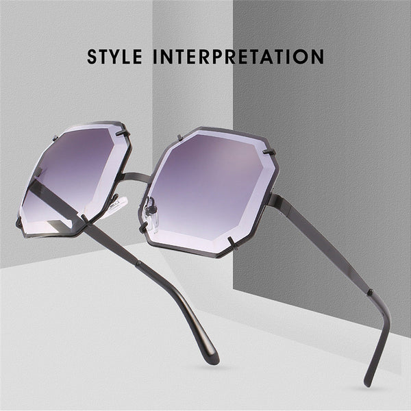 6e565773ffa New Arrival Fashion Classic Square Shades Vintage Unisex Sun Glasses – Kaaum