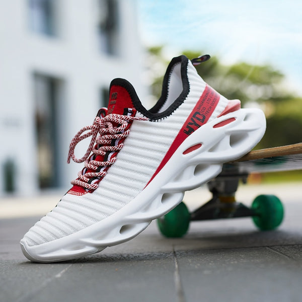 Men's Fashion Breathable Mesh Light Stylish Sneakers