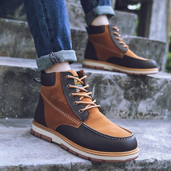 Men's Shoes - New Autumn Winter Short boots(Buy 2 Get 10% off, 3 Get 15% off Now )