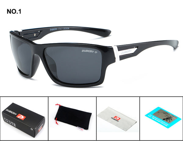 Sunglasses - Fashion Polarized Men Women High Quality Driving Sport Sunglasses