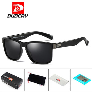 Kaaum  Square Sports Polarized Sunglasses