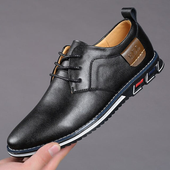 Men New PU Leather Loafers