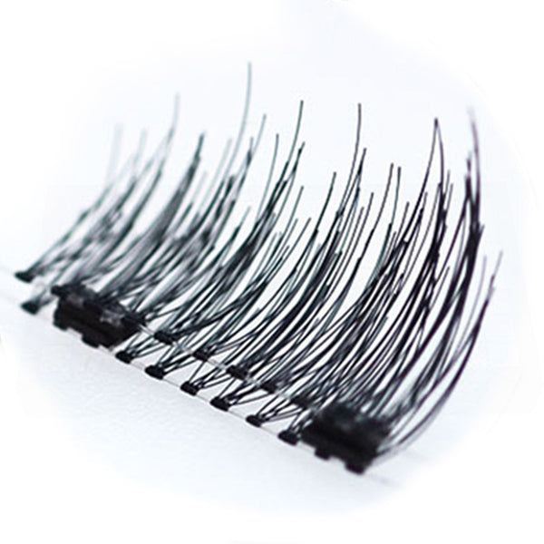 Beauty - 4 Pcs Magnetic False Eyelashes