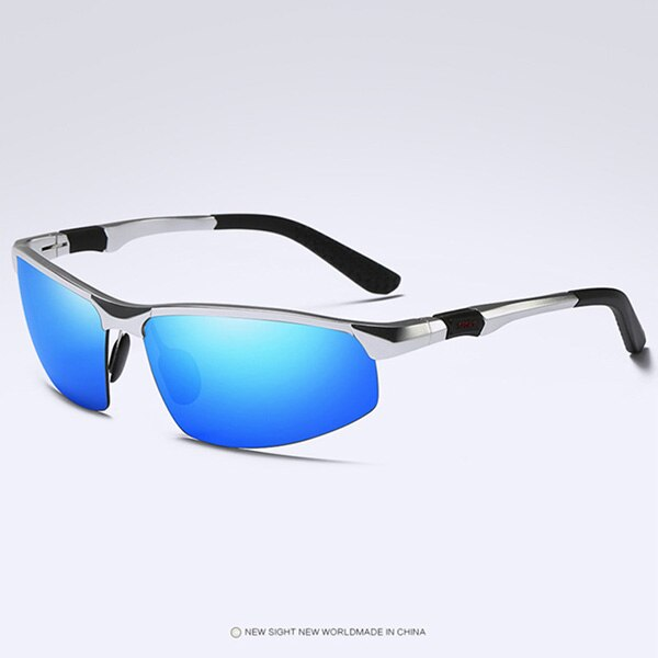 Sunglasses - Fashion Aluminum Aviation Polarized Sunglasses