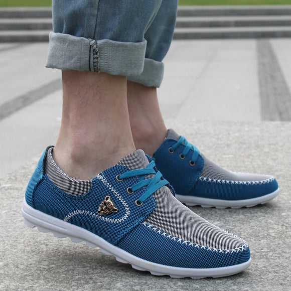 Men's Casual Comfortatble Flat Shoes