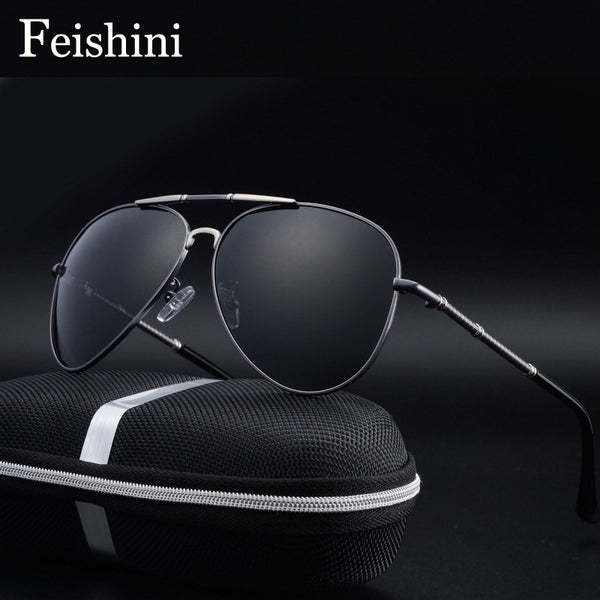 Sunglasses - Brand Designer UV Protection Polaroid Man Sunglasses