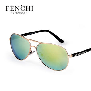 Sunglasses - High Quality Metal Vintage Polarized Sunglasses