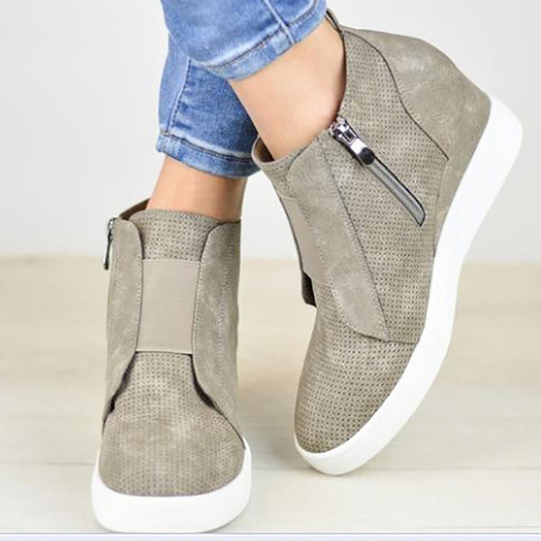 2018 New Ladies Autumn Fashion boots