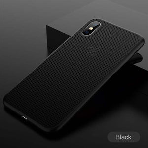 Breathing Mesh Phone Case For iPhone