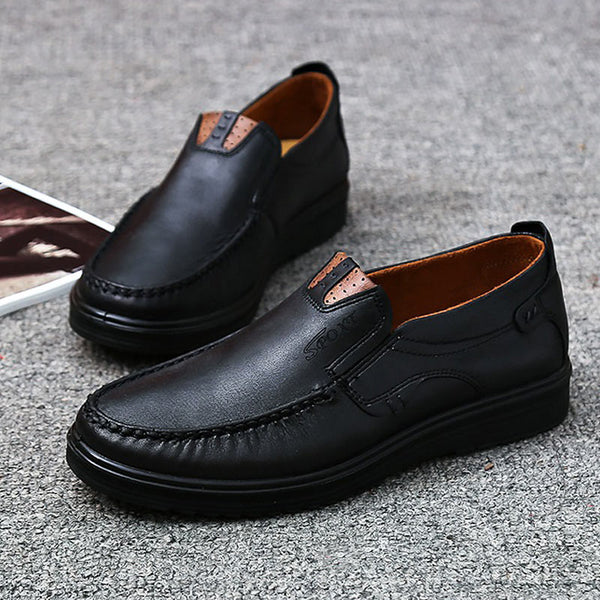 028ca2781d07 Plus Size 2018 New Fashion Men Slip-on Shoes – Kaaum