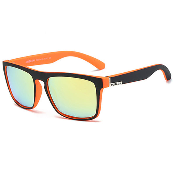 Sunglasses - Men Retro Fashion Polarized Sunglasses