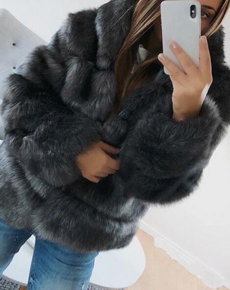 Fashion Women Winter Fur Coats(Buy 2 Got 5% off, 3 Got 10% off Now)