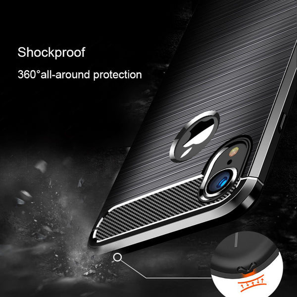 Anti-knock Armor Protection Cover For iPhone X/XS/XSMax