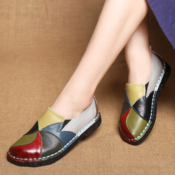 Shoes - Fashion Mixed Color Women's Shoes