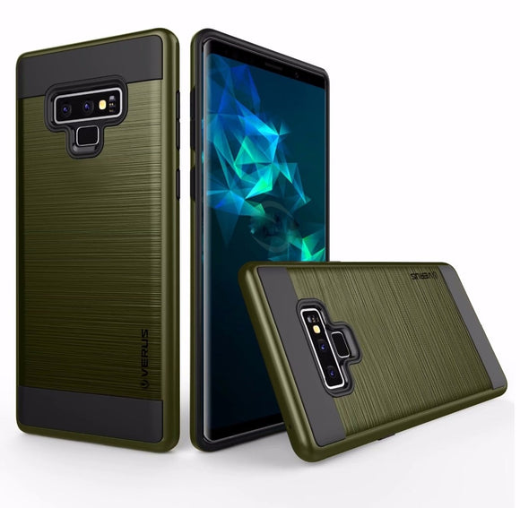 Phone Case - Luxury Shockproof Rugged Impct Hybrid Armor Back Cover for Samsung Galaxy Note 9