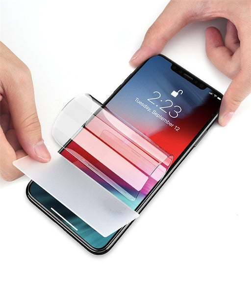 Front or Back Hydrogel Film Full Cover For iphone X XS MAX XR(Not Tempered Glass)