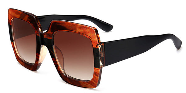 Sunglasses- Luxury Unisex Crystal Square Sunglasses(Buy 2, second one 20% off)